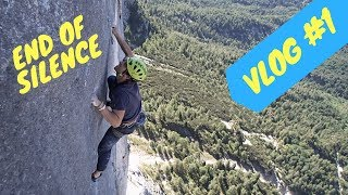 Robbie Phillips - End of Silene - 8b+ Multi-pitch