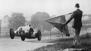 Какими были гонки до Формулы-1? Великие битвы и герои 30-х