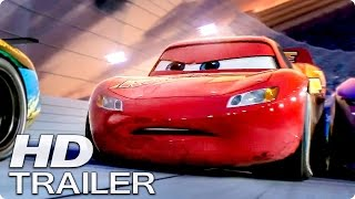 CARS 3: EVOLUTION Trailer German Deutsch (2017)