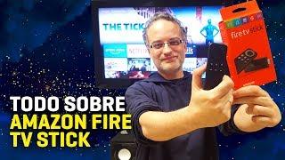 Qué es Amazon Fire TV Stick y cómo se usa