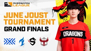 [Co-Stream] Overwatch League 2021 Season | June Joust Tournament | Day 3