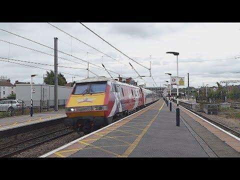 Grantham Railway Station (04/10/2017)