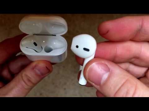Apple AirPods Kutu Açılım Ve Ilk Izlenimler