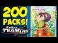 Andrew Mahone Opens 200 Packs of Team Up on Pokemon TCG Online!