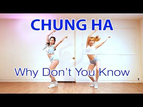 청하 (CHUNG HA) Why Don't You Know cover dance WAVEYA 웨이브야