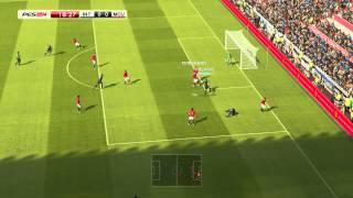 Pro Evolution Soccer 2014 PC Gameplay - Maximum Settings [GTX580 Intel Core i7 2600K]