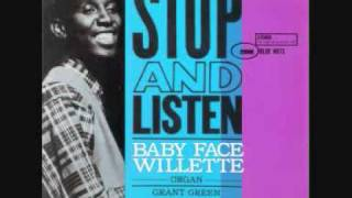"Baby Face WILLETTE ""They can't take that away from me"" (1961)"