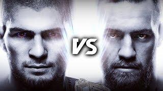 UFC 229: KHABIB VS. CONOR PRESS CONFERENCE HIGHLIGHTS, COMEBACK, SUPERFIGHT, MMA