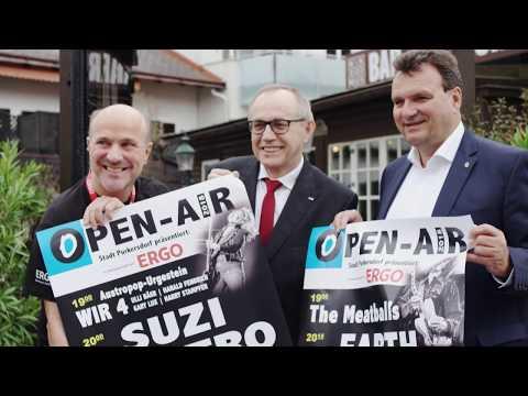 Open Air Kultursommer Purkersdorf 2018  – Martina Reuter Talk