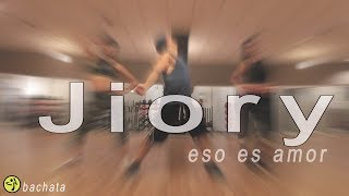 Jiory - Eso es amor / Bachata Choreo for ZUMBA by Jose