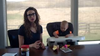 Choking and Gagging when Starting Solids with Baby
