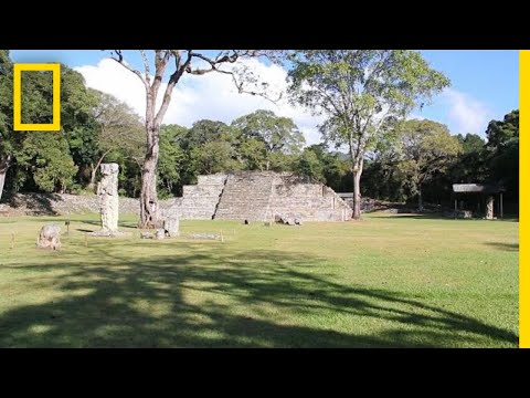 Copán Ruinas Was a Thriving City - Until One Day, It Went Away | National Geographic