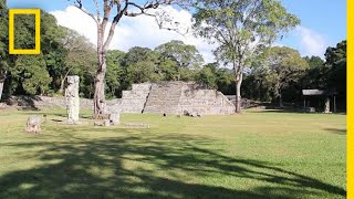 Copán Ruinas Was a Thriving City - Until One Day, It Went Away | National Geographic thumbnail