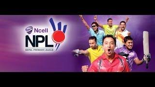 NPL (Nepal Premier League) Song