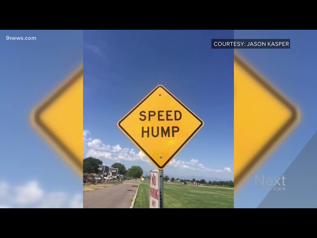 Next Question: Speed humps vs  speed bumps  What's the