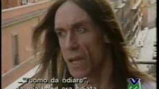 Iggy Pop Interview from American Caesar Tour P. 2