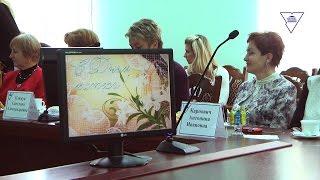 Празднование Дня матери в ГрГУ имени Янки Купалы