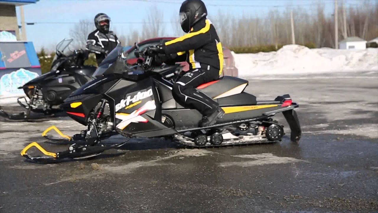 Rouski Gen 3 Retractable Wheel System - 472607 Snowmobile ... |Retractable Wheel System