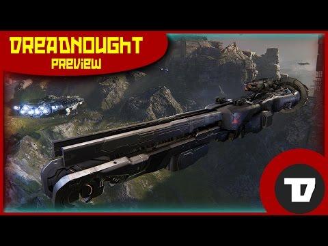 Dreadnought - космические корабли витающие средь фьордов (Preview)