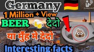 Baixar Germany 🇩🇪 (14 साल मै ही seal टूटना आम बात ) || INTERESTING FACTS IN HINDI || INSPIREDYOU