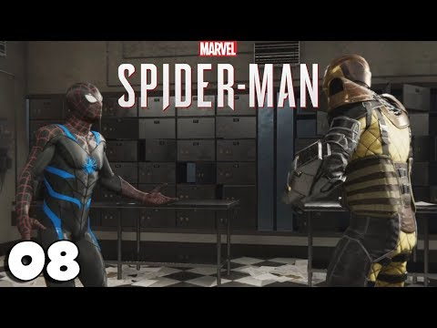 MARVEL'S SPIDER-MAN 08 - SPIDER-MAN VS SHOCKER, Choc Financier - royleviking [FR HD PS4]