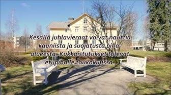 Lapilan kartano - juhla- ja kokoustila Keravalla