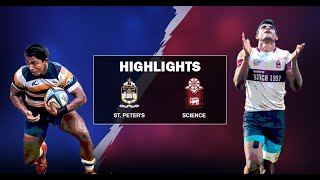 Match Highlights - St. Peter's College Vs Science College 2019