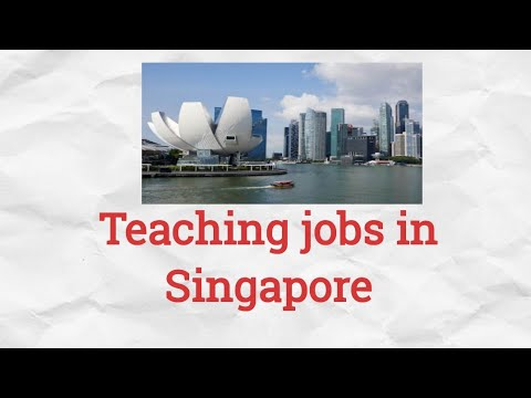 #Overcome #teaching  Singapore School Teaching Jobs