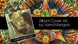 The Making of Thank You For The Medicine - Cover Art By Vanni