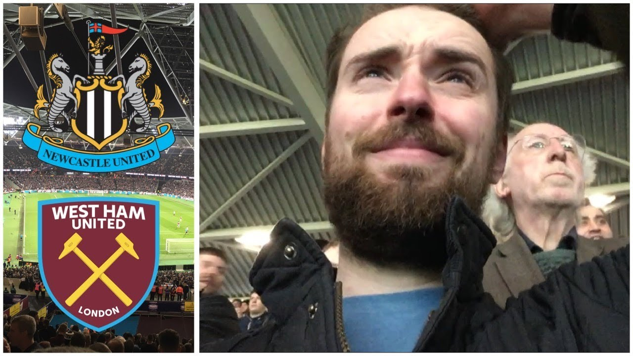 MAGS FLY SOUTH! AWAY DAY - WEST HAM VS NEWCASTLE! 2-0