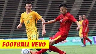 U16 Việt Nam - U16 Australia - Mưa Bàn Thắng Và Những Giọt Nước Mắt
