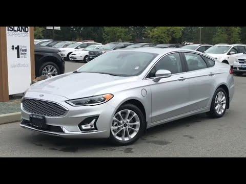 2019 Ford Fusion Energi Titanium Review| Island Ford