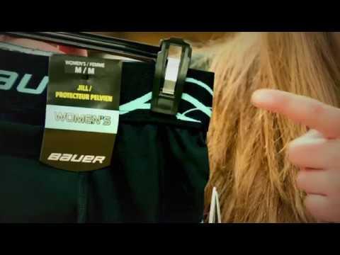Women's Specific Hockey Gear