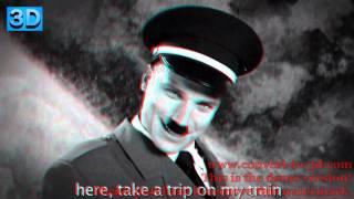 Hitler vs Vader 2. Epic Rap Battles of History (3d)