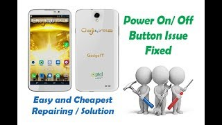 Power On/Off Issue Fixed | PTCL Charji EVO Tablet