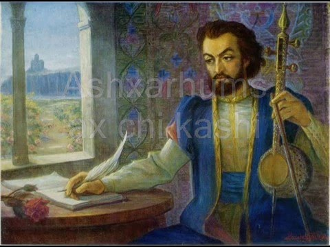 Sayat Nova King Of Ashusghs - Armenian Ashughic Music