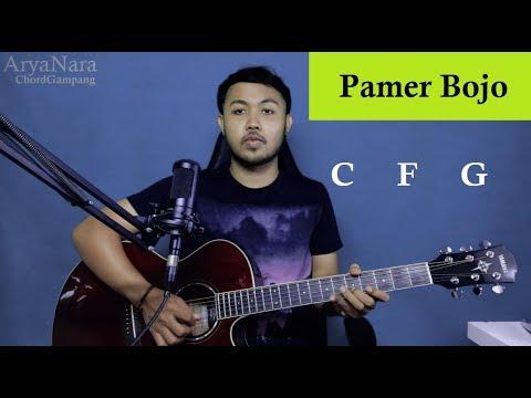 Chord Gampang (Pamer Bojo CENDOL DAWET) By Arya Nara (Tutorial Gitar)Untuk Pemula