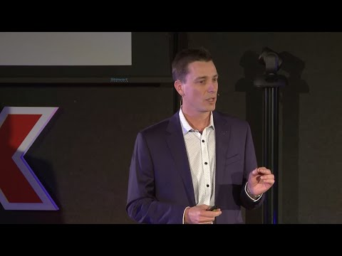 Improving Life For People With Disability | David Hobbs | TEDxFulbrightMelbourne