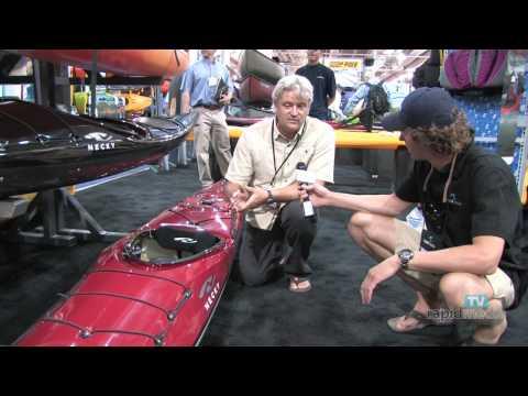 Necky Kayak at OR 2010 w/ Spike Gladwyn - YouTube