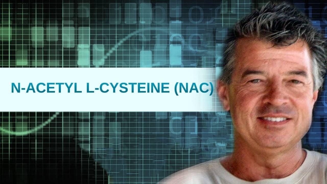N-Acetyl L-Cysteine (NAC) for anxiety & depression
