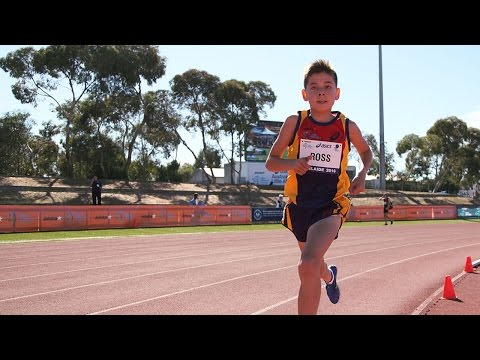 Asics Australian Little Athletics Championships | LIVE STREAM