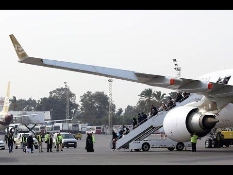 إعادة فتح مطار معيتيقة الليبي إثر إغلاقه لأيام جراء المعارك  - نشر قبل 6 ساعة