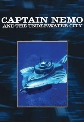 Captain Nemo And The Underwater City Youtube