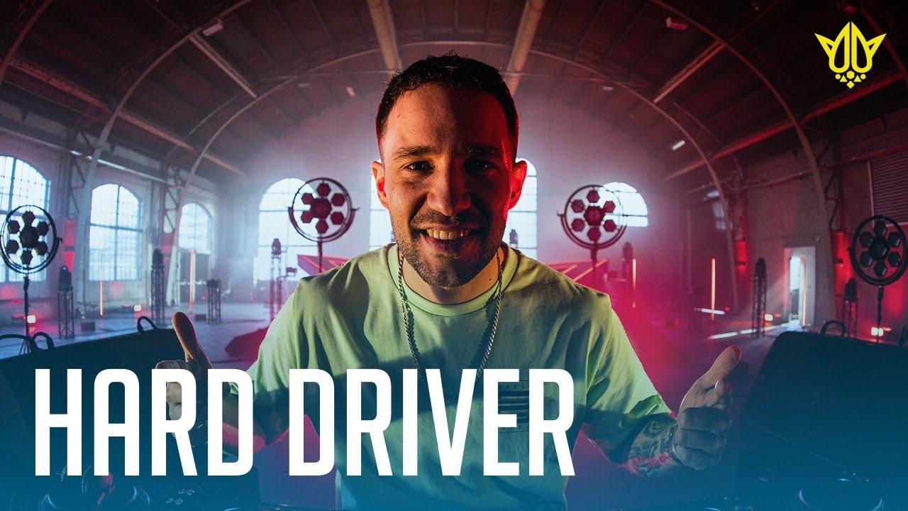 Hard Driver @ REBiRTH Festival 2021 LIVE