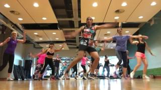 La Bicicleta REMIX Carlos Vives Shakira high impact zumba choreography by Zumba Papi Uk