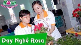 Dạy cắm hoa ở Biên Hòa - Đồng Nai