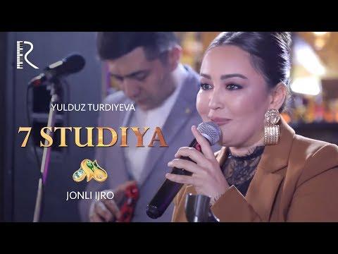 Yulduz Turdiyeva - 7 Studiya (Jonli Ijro Milliy TV)