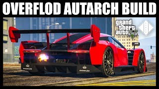 GTA 5 - Autarch Customization & Test Drive - A BIG WING I ACTUALLY LIKE!