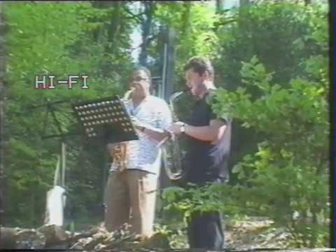 DIE SINNE – Ausstellungseröffnung, Mai 2001