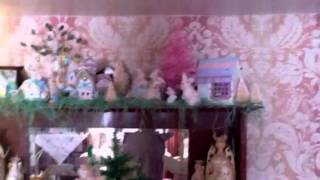 Easter Decorations Home Tour 2015
